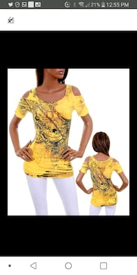 New top size small
