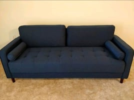 Tufted sofa- 3 seater