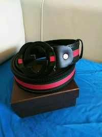 black and red Beats by Dr Revere, 02151