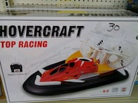 Hovercraft top racing Lavonia, 30553
