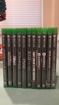 11 Xbox One Games