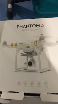 Phantom 3 4K drone ( never flown) Tiverton, 02878