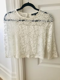 Used Topshop Lace Top  Markham, L6G 1B3