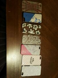 four assorted color iPhone cases Pitt Meadows, V3Y 2H8