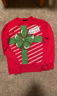 Christmas sweater Sweatshirt