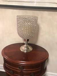 Wedding Crystal Candle holder in Pair from Home Sense Oakville, L6L 0M9