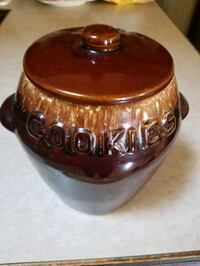 OLD FASHIONED COUNTRY COOKIE JAR Tinley Park, 60487