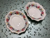 """Royal Stafford """" summer glory """" 2 small dishes"""