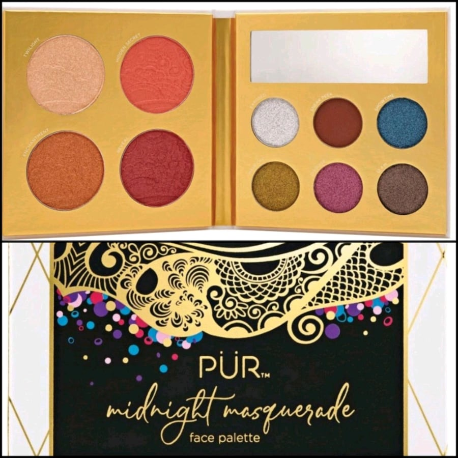 Brand new pur eye palette!!
