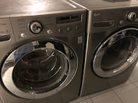 Lg washer dryer set with guarantee  Manchester, 03104