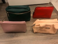 Brand New Cosmetic Pouches Burnaby, V5H