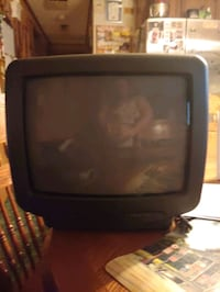 Old Small tv set Dover, 17315