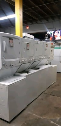 LAUNDRY CENTER WORKING PERFECTLY $299.00 & UP