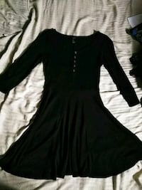Forever 21 small black skater dress Omaha, 68105
