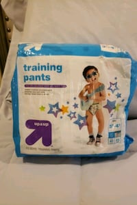 Training Pants / Pullups size 3- 4 11 km