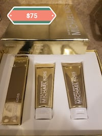 Michael Kors Gift Set Michael Kors 24k Brilliant Gold