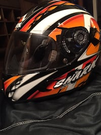 Shark S800 Motorcycle Helmet Courtice, L1E 3A7