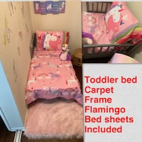 Toddler bed  Santa Ana