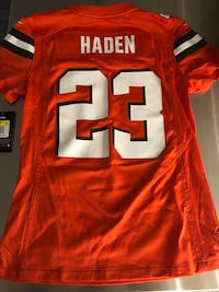 NFL in game Browns jersey Stafford, 22556