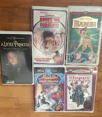 VHS CLASSIC MOVIES BUNDLE DEALS AVAILABLE  Montréal, H4B 1N2