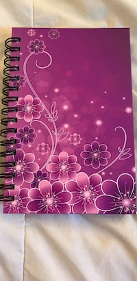 purple and pink journal Lancaster, 17603