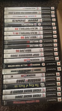 Madden, NBA, other EA Sports games