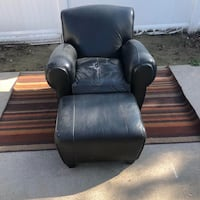 ngle Couch Chair/Armchair with Ottoman Los Angeles, 91423