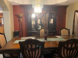 Dining room set $1350