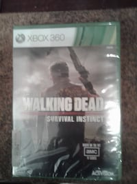 New Xbox 360 The Walking Dead: Survival Instinct  600 mi