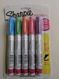 *NEW* Sharpie Oil Based Paint Markers