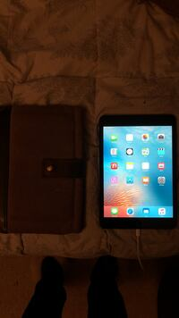 Ipad mini 3g with custom leather case! Watchung, 07069