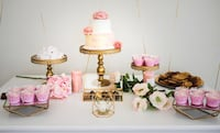 Cake stands for RENT Toronto, M9R 0A5