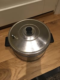 Stainless steel Idli maker with stand  Oslo, 0273