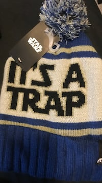 Star Wars beanie Amarillo, 79109