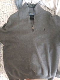 Ralph Lauren Polo zip-up Turtleneck Size L St. Petersburg, 33705