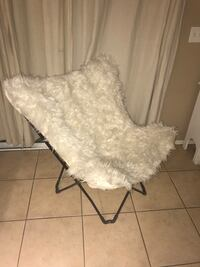 faux fur chair Gilbert, 85297