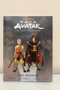 Avatar The Last Airbender The Promise Comic Book