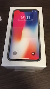 iPhone X - 64GB Spacegray Stavanger
