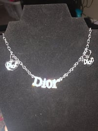 Dior jewelry set Edmonton