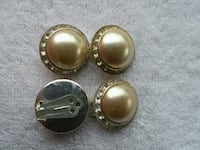 Clip on earrings Ponchatoula, 70454