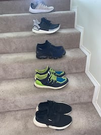Shoes for sale (vapor max, ultraboost, nmd)