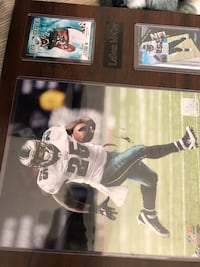 Lesean McCoy plaque Fairfax, 22033