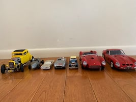 Mixed Model Cars, Porsche & Ferrari, others