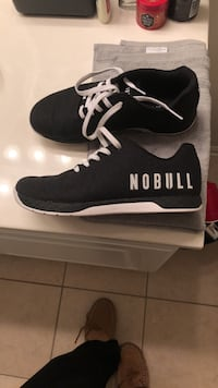 Shoes - NoBull Trainers (worn once) size M 10 297 mi