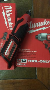 Milwaukee cordless hand drill with box Silver Spring, 20904