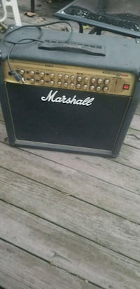 black and gray Marshall guitar amplifier Roselle, 07203