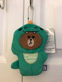 ***LINE FRIENDS Coin Bags***