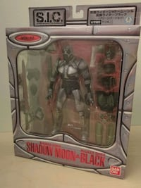SIC Shadowmoon action figure from Kamen Rider Toronto, M2N 4P9