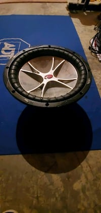 "CVR competition kicker 12"" subwoofer"
