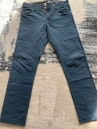 Man pants size 32 like new mad in Italy Toronto, M8Y 3J2